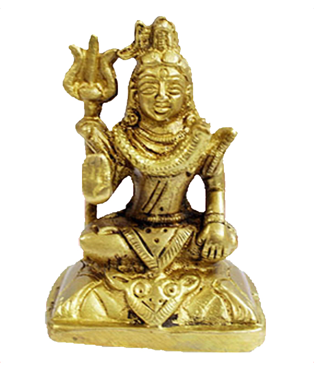 Lord Shiva Idol In Brass