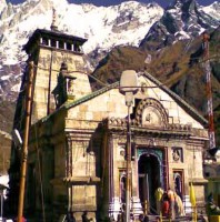 KEDARNATH JYOTIRLINGA SHIVA TEMPLE - KEDARNATH, UTTARAKHAND