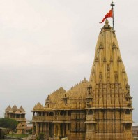 SOMNATH JYOTIRLINGA TEMPLE - SOMNATH GUJARAT