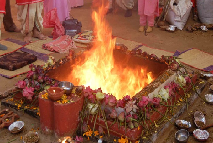 Homam/Havan For Early Marriage & Removing Wedding Obstacles-Swayamvara Parvathy Homam/Havan