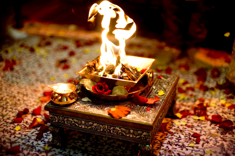 Homam/Havan For Wealth & Prosperity-Lakshmi Narayana Homam/Havan