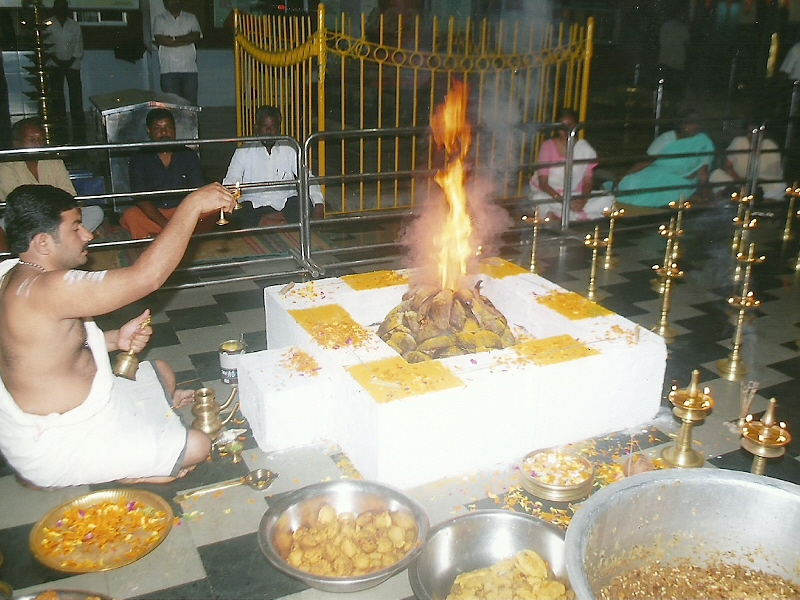 Homam/Havan For Wealth & Prosperity-Sri Suktha Homam/Havan