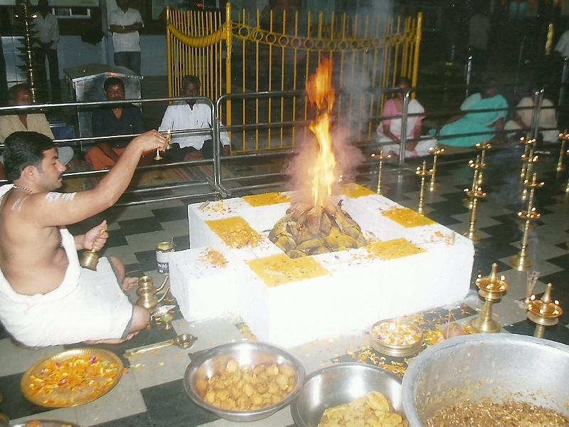 Homam/Havan For Wealth & Prosperity-Sri Suktha Homam/Havan
