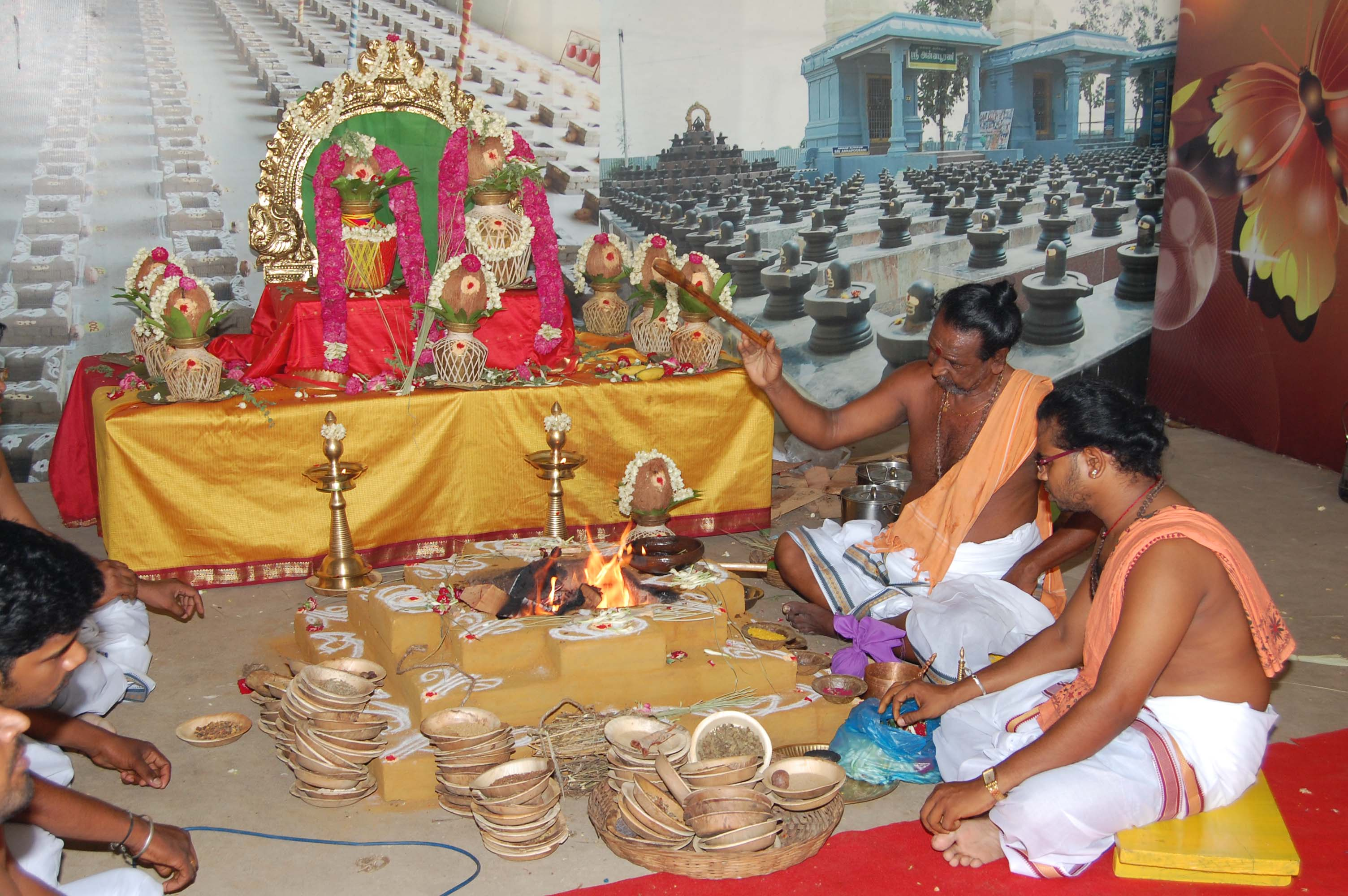 Homam/Havan For Wealth & Prosperity-Sri Mahalakshmi Homam/Havan