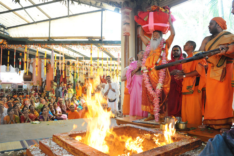 Homam/Havan For Removing Obstacles