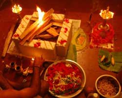 Homam/Havan For Black Magic, Vasheekaranam & Evil Spirits-Prathiyankara Devi Homam/Havan