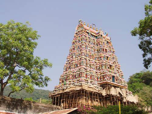 Alagar Koil Kallazhagar Vishnu Temple