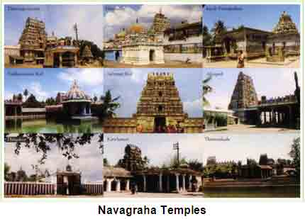 One Year 12 Months Nithya Puja for 9 Navagraha Temples