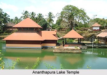 Ananthapadmanabha Vishnu Lake Temple