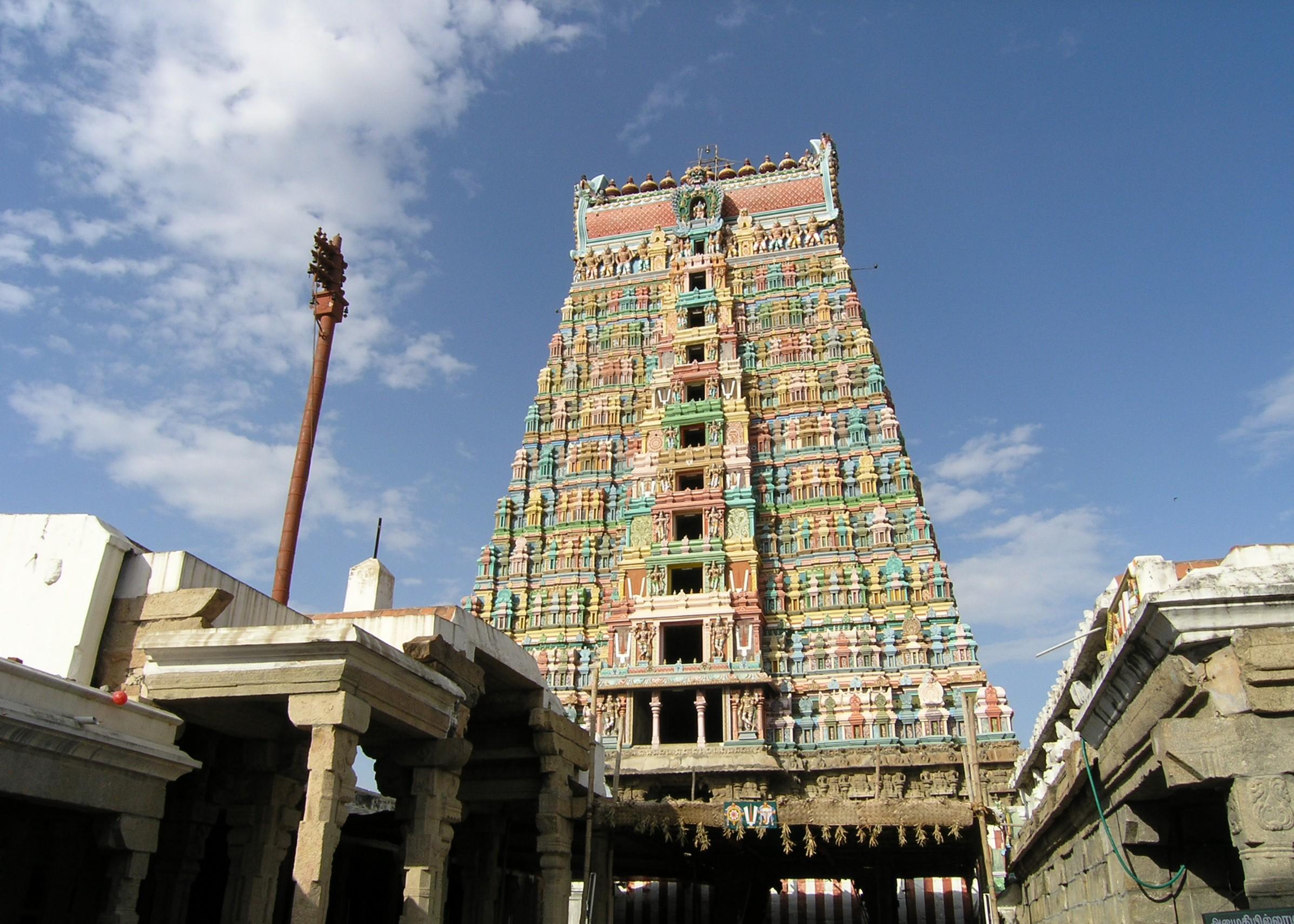 Sri Andal Temple-Srirangam, Nr Trichy