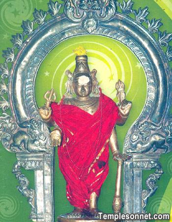 Angarakan/Mangala Bhagawan Temple (Mars)-Tirukolur