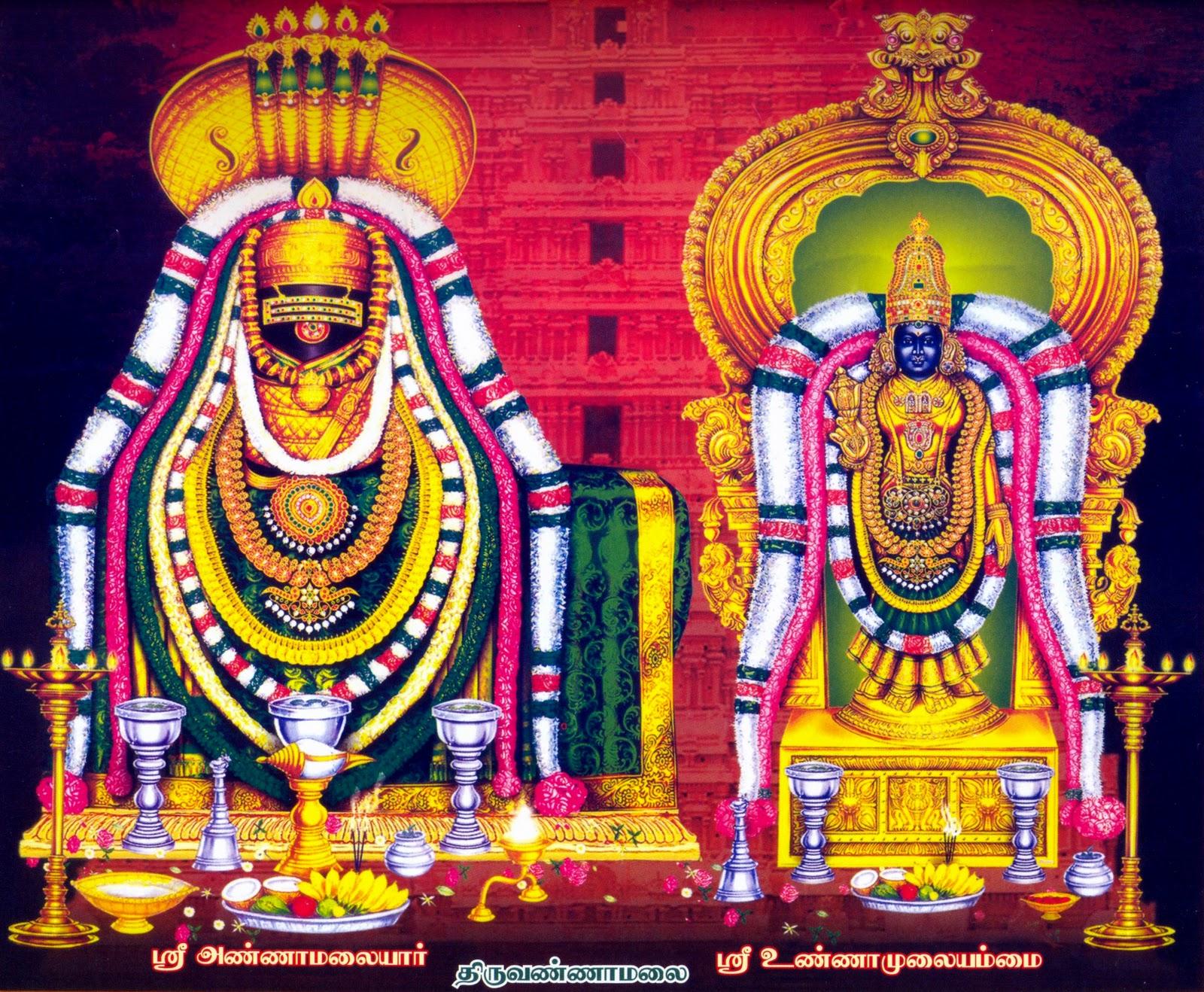 Arunachaleshwarar Temple, Tiruvannamalai