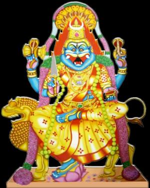 Sri Ayyavadi Mahapratiyankara Devi Temple