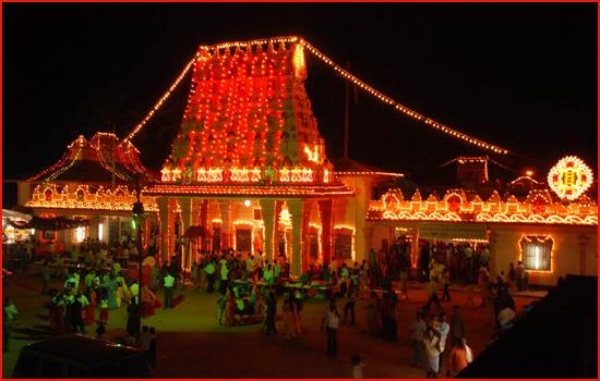 Sri Kshetrapalara Sannadhi-Mulky Durga Parameshwari Temple