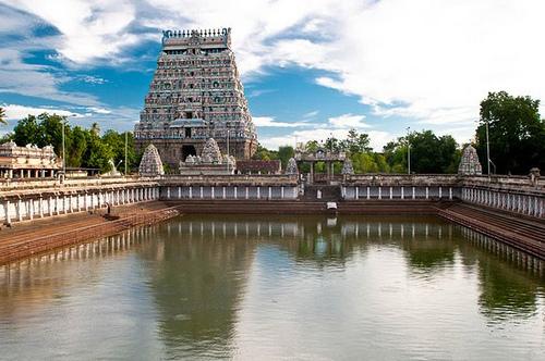 Chidambaram Tillai Natarajar Temple-Chidambaram