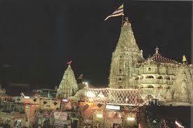 Dwarka Sri Dwarkadish Krishna Temple