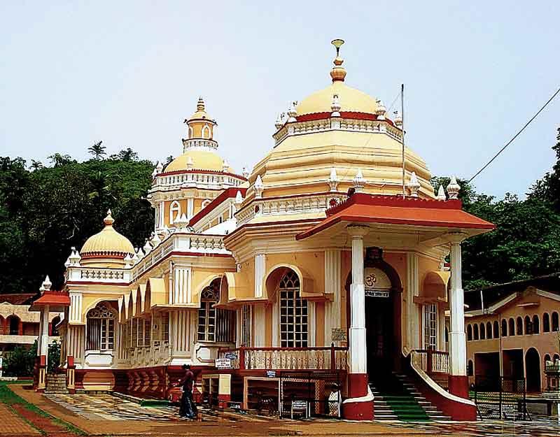 Goa Mangueshi Temple