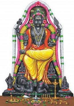 Guru/Brihaspati/Dakshinamurthy(Jupiter)