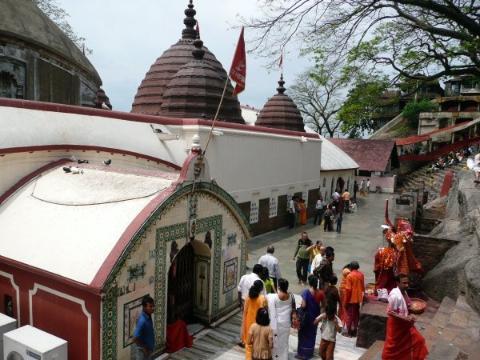 Guwahati Kamakhya Temple