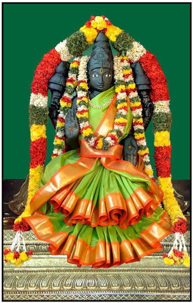 Kadir Narasingaperumal Narasimha Temple-Reddiarchathram