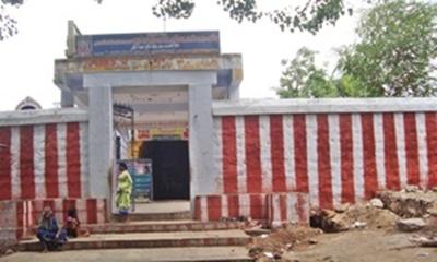 Kamakshi Amman Sannadhi-Kapileshwarar Temple-Alipiri