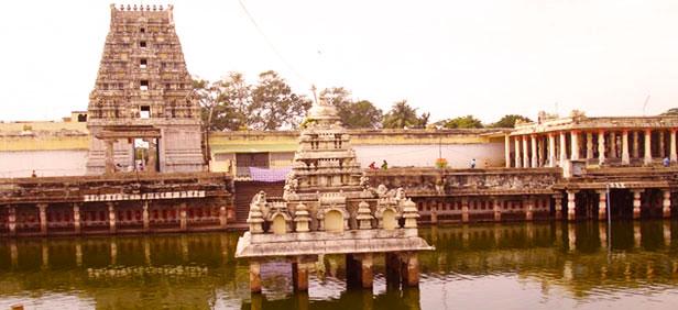 Kanchi Kamakshi Amman Temple-Kancheepuram, TamilNadu
