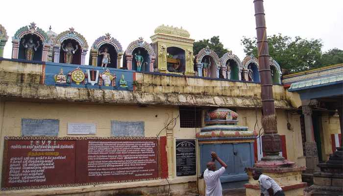 Kanchi Singa Perumal NarasimhaSwamy Temple