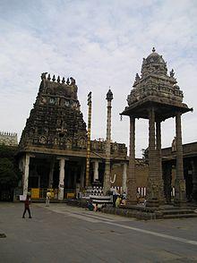 Kanchi Varadar Vishnu Temple