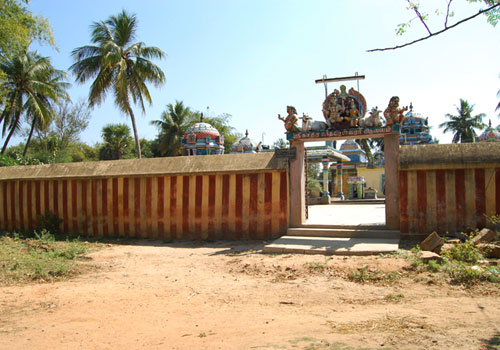 Krittika/Karthikai Nakshatra Temple