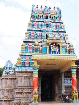 Vrishabha Raashi Temple/Taurus Zodiac Sign Temple Rashi Temple