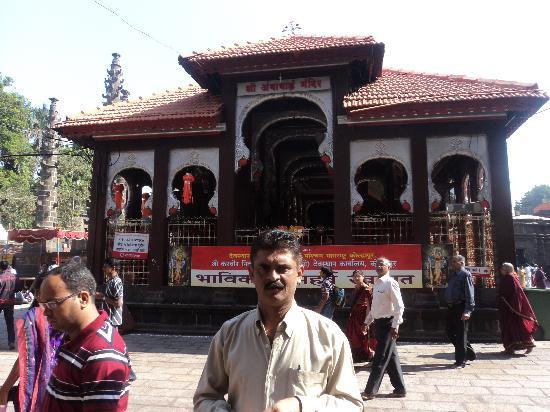 Sri Saraswathi Sannadhi-Sri Mahalaxmi Temple-Kolhapur