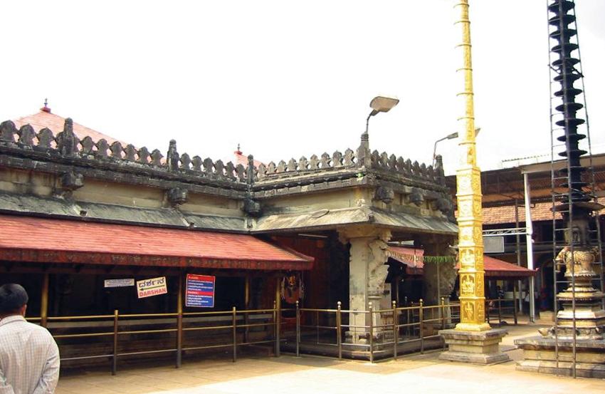 Kollur Mookambika Temple-Kollur, Coastal Karnataka