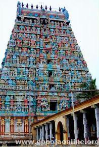 Mangalambika Devi Sannadhi-Adi Kumbeshwarar Temple