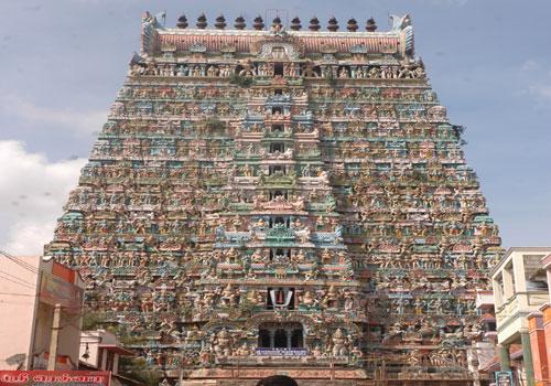 Sarangapaani Perumal Vishnu Temple-Kumbakonam