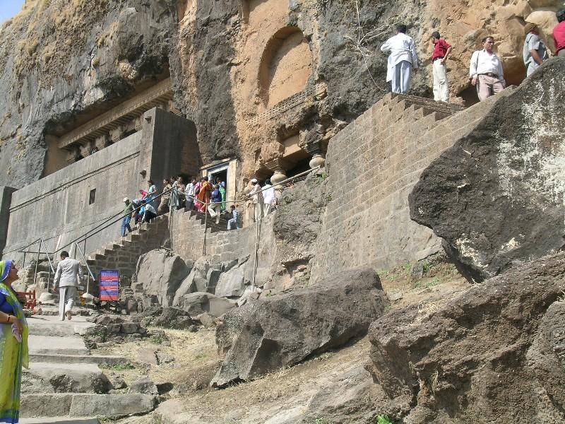 Lenyadri Girijatmaj Ganesh Temple