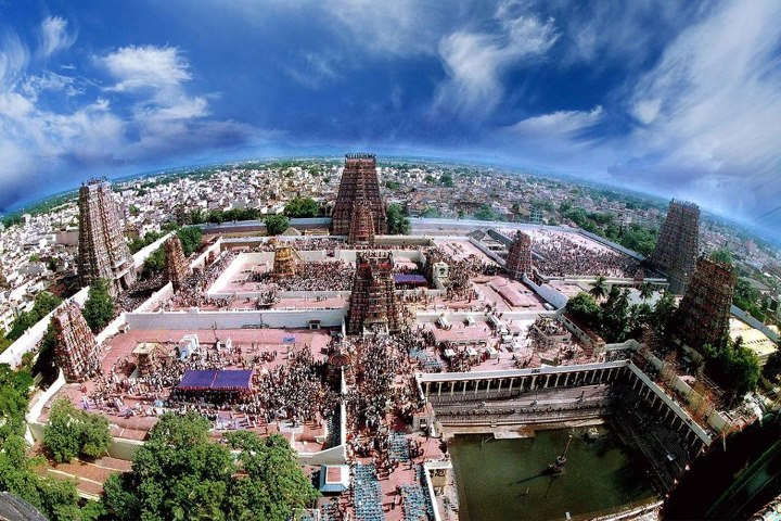 Image result for Meenakshi Amman Temple, Madurai