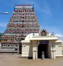 Brihadsundarakuchambika Devi Sannadhi-Tiruvidaimarudur
