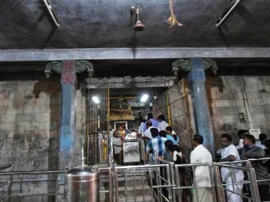 Guru Bhagawan Temple (Jupiter)-Rockfort (Malaikottai), Trichy