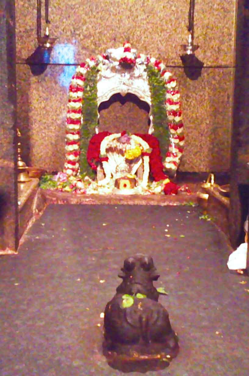 Bramaraambha Devi Devi Sannadhi-Kaadu Malleshwara Temple