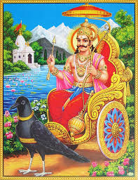 Puja for Shani Bhagawan(Saturn)