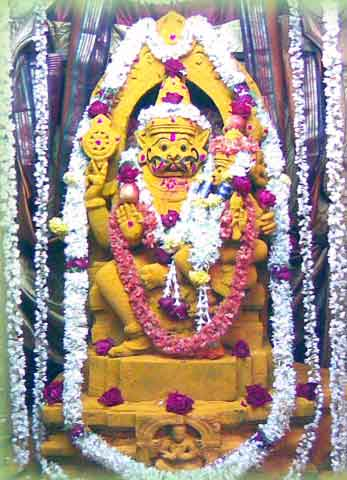 Marehalli Lakshmi Narasimha Swamy Temple Marehalli