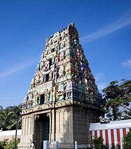 Sri Chandikeshwarar Sannadhi-Oushadeshwarar/Marundheshwarar