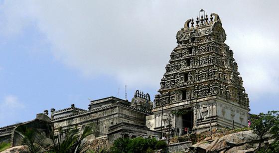 Melukote Sri Yoganarasimhaswami Temple