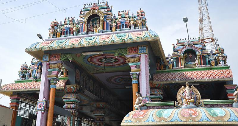 Namakkal Anjaneyar Hanuman Temple