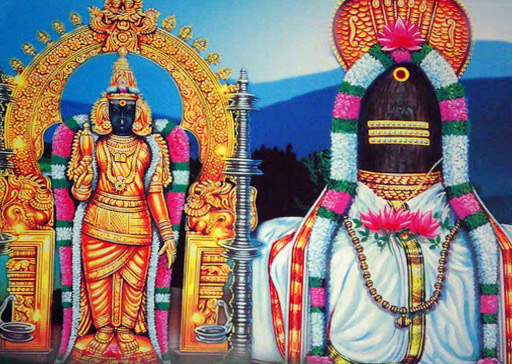 Nellai Nellaiappar Gandhimathi Temple