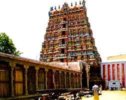 Gandhimathi Ambal Sannadhi-Nelliappar Temple-Tirunelveli