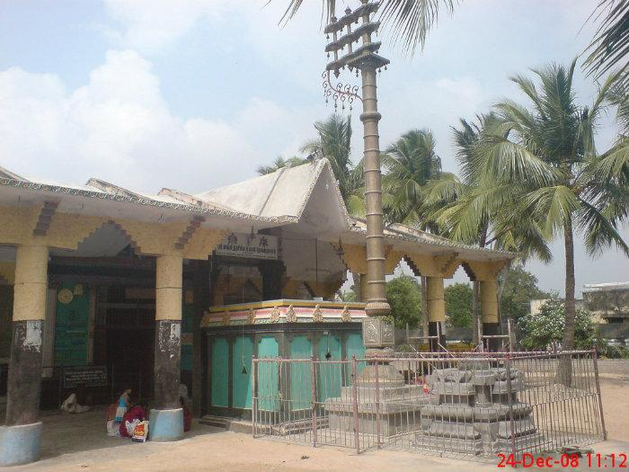 Parikkal Lakshmi Narasimha Swamy Anjaneyar Temple