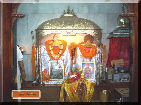 Sri Parvathi Mandir-Patna Mahavir Hanuman Temple