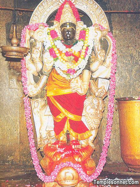 Patteeswaram Durga Devi Temple