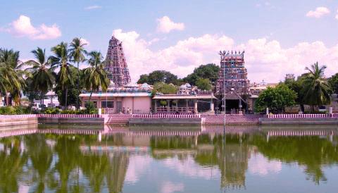 Pillayarpatti Sri Karpaga Vinayakar Ganesh Temple-Pillayarpatti